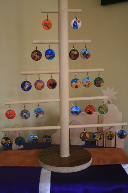 jesse tree craft ideas the tree and advent calendar ideas these stones 4771